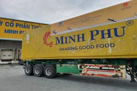 'Vua tôm' cũng kêu trời vì giá cước container tăng vọt từ 1.500 lên 10.000 đô la