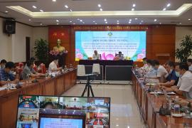 Ngành tôm Việt Nam phấn đấu trở thành ngành hàng thương hiệu mạnh